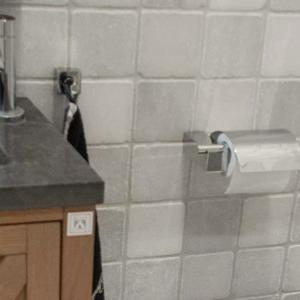 Efesus Stone Marmer Wit Toilet