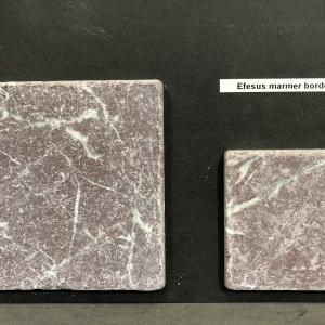 Efesus Stone Marmer Bordeaux tegels