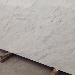 Bianco Carrara Type C plaat