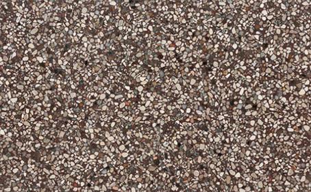 Terrazzo Stone Bruin Close up