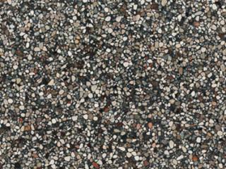 Terrazzo Stone Antraciet Close up