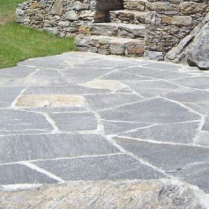 Quartzito Azul Blue Flagstone