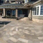 Franse Kalksteen Terrastegels