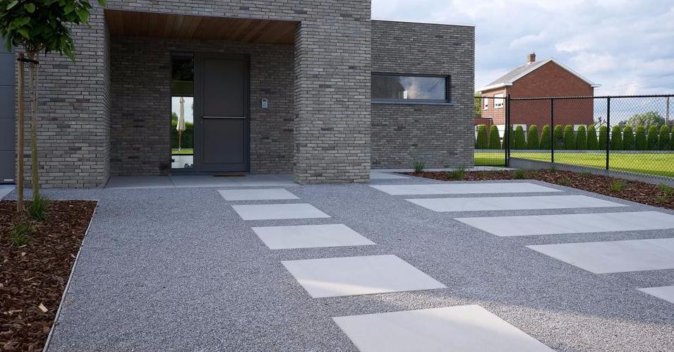 Basalt Tegels Buiten.Basalt Natuursteen Vloeren En Terrassen Van Den Heuvel Van Duuren