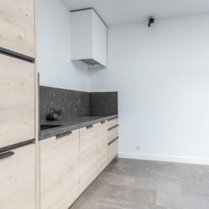 Cordoba Rain Grey marmer in de Keuken