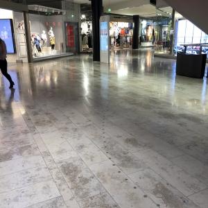 Jura Grau Gepolijst in winkelcentrum