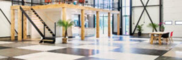 Natuursteen showroom Breda