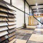 Natuursteen Showroom Van den Heuvel & Van Duuren Breda
