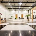 Showroom Van den Heuvel & Van Duuren Natuursteen en Keramiek