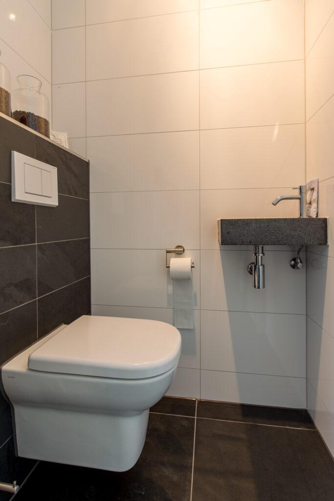 Mustang Leisteen Breukruw Toilet