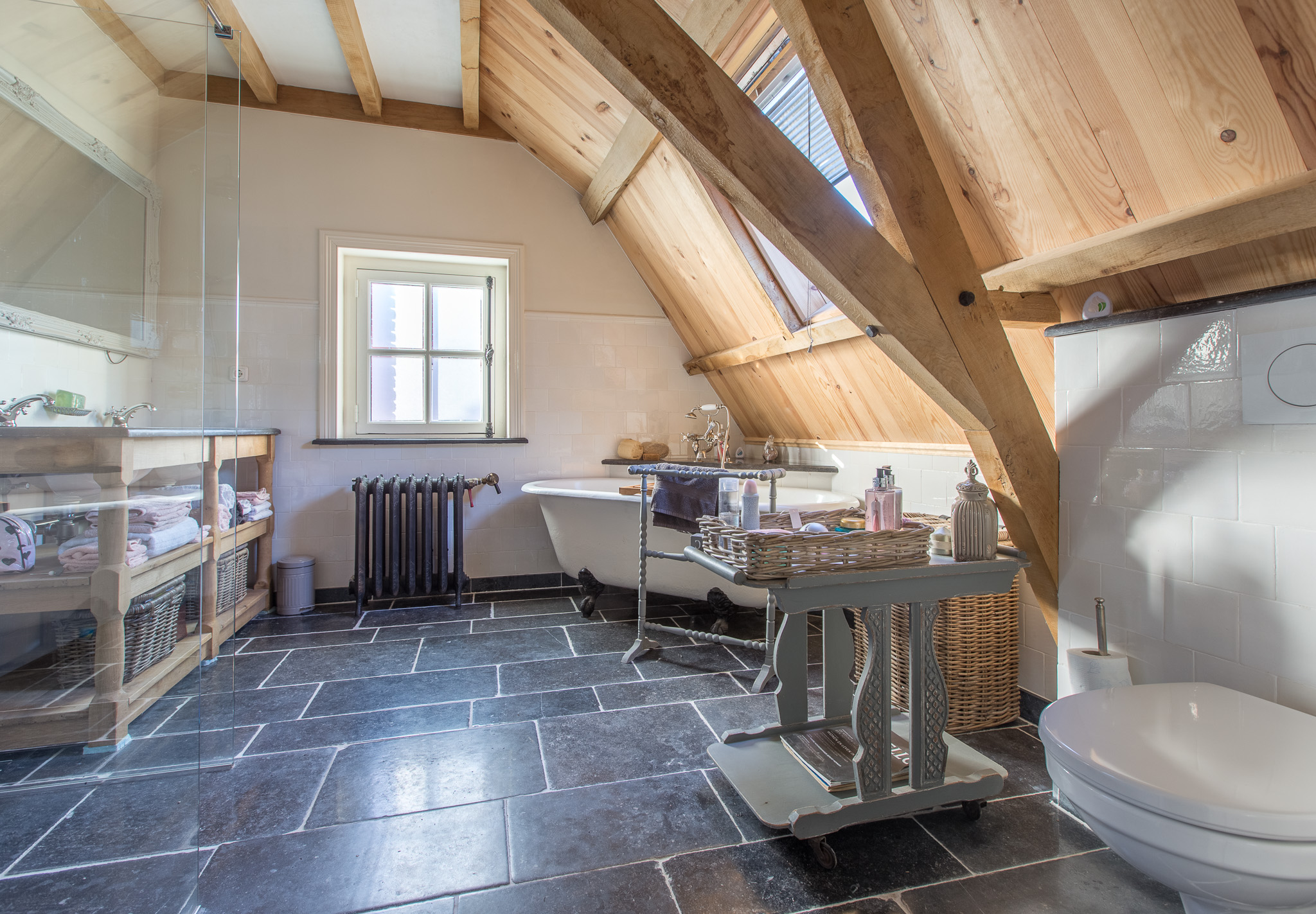 Ambachtelijke Friese Witjes Lichte Mix met Belgisch Hardsteen