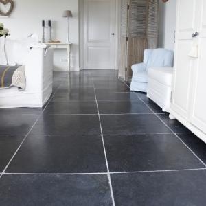 Harappa Stone Black vloer