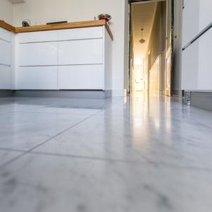 Bianco Carrara Type C keuken