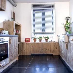 Harappa stone black keuken