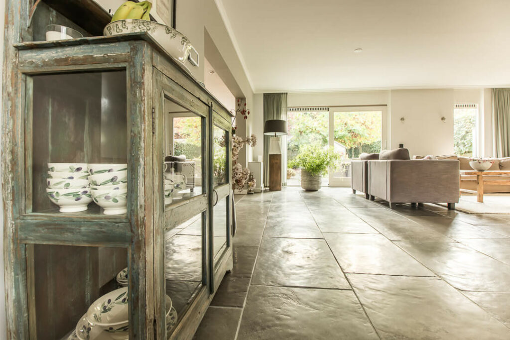 Leisteen vloer nadelen best stunning leisteen tegels badkamer