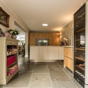 Indigo Historic natuursteen in keuken.