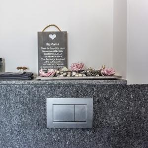Belgisch Hardsteen Manueel Verouderd Lichte Schuring Toilet