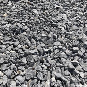 Basalt Split Grijs close up