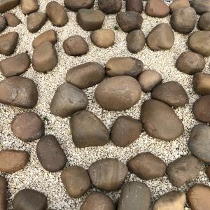 Beach Pebles Brown