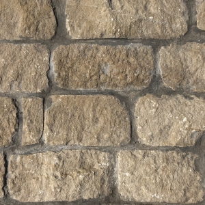 Bontemps Split Cobblestones Grijs gevoegd
