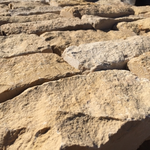 Bontemps Split Cobblestones close up foto