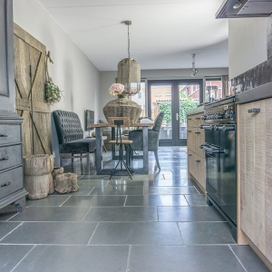 Cottage Stone Grey in de keuken