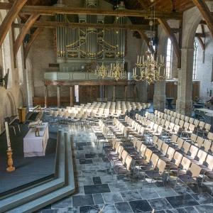 Kloosterdallen Antiek Verouderd in banenverband