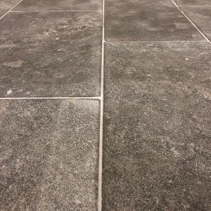 Marokkaanse Kalksteen Gezandstraald
