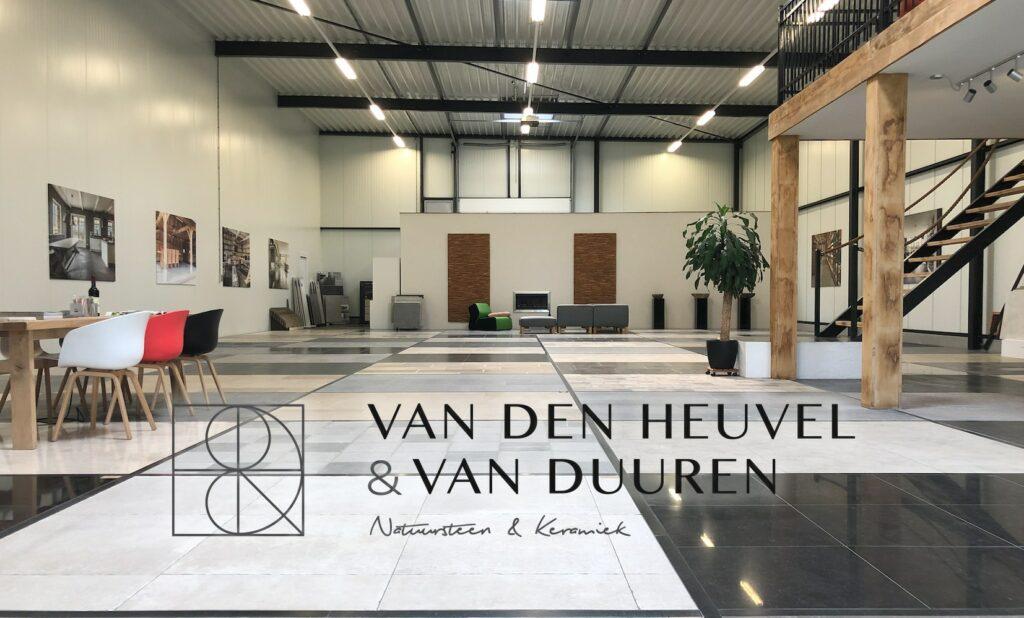 Showroom Van den Heuvel & Van Duuren