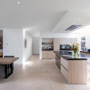 Chambolino in open keuken