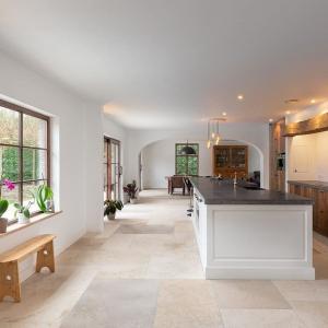 Bourgondische Dallen - Patiné de la Maison