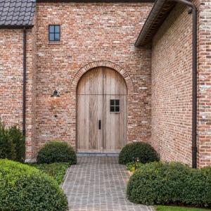 Belgisch Hardsteen Pastorij Geschuurd Waalformaat looppad