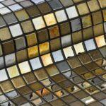 glasmozaiek ezarri cocktail collection mix gemixt goud metaal koper alexander productfoto