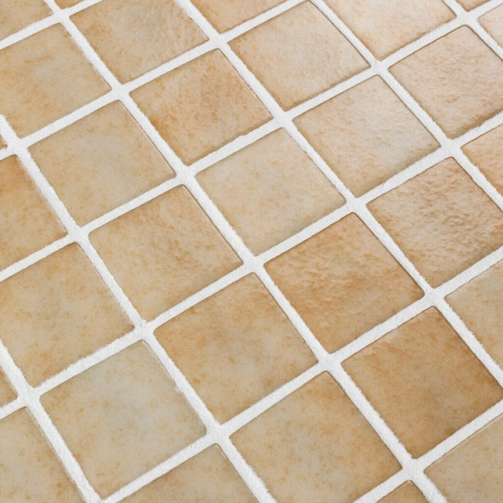 glasmozaiek ezarri safe steps collection antislip beige 5096 b 5 cm 50 mm