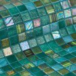 glasmozaiek ezarri topping collection geprint groene kiwi productfoto inspiratie