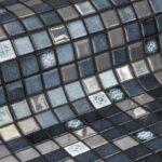 glasmozaiek ezarri topping collection geprint zilver silver bits productfoto inspiratie