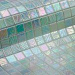 glasmozaiek ezarri vulcano collection relief lichtgroen teide productfoto inspiratie